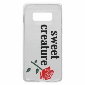 Phone case for Samsung S10e Sweet creature