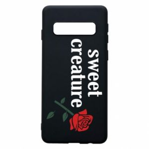 Phone case for Samsung S10 Sweet creature