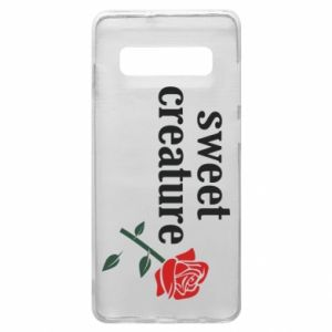 Phone case for Samsung S10+ Sweet creature