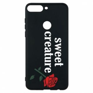Phone case for Huawei Y7 Prime 2018 Sweet creature