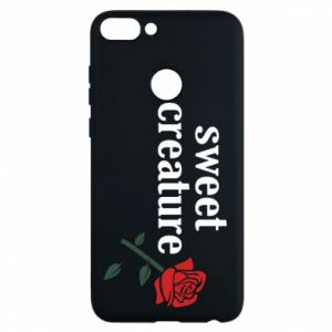 Phone case for Huawei P Smart Sweet creature