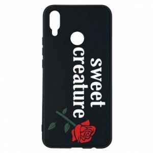 Phone case for Huawei P Smart Plus Sweet creature