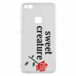 Phone case for Huawei P10 Lite Sweet creature