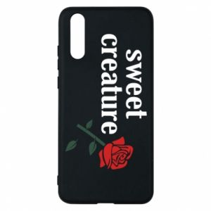 Phone case for Huawei P20 Sweet creature