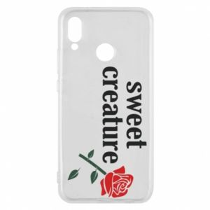 Phone case for Huawei P20 Lite Sweet creature