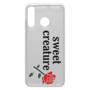 Phone case for Huawei P30 Lite Sweet creature