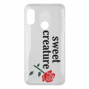 Phone case for Mi A2 Lite Sweet creature