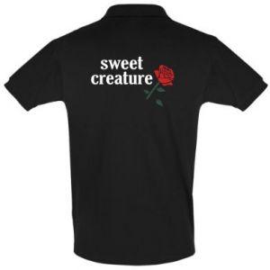 Men's Polo shirt Sweet creature