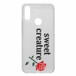Phone case for Xiaomi Redmi 7 Sweet creature