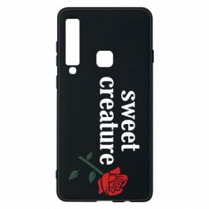 Phone case for Samsung A9 2018 Sweet creature