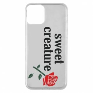 Phone case for iPhone 11 Sweet creature