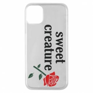 Phone case for iPhone 11 Pro Sweet creature