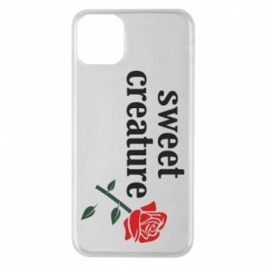 Phone case for iPhone 11 Pro Max Sweet creature