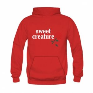 Bluza z kapturem dziecięca Sweet creature