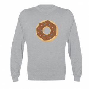Kid's sweatshirt Sweet donut