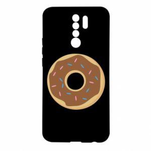 Xiaomi Redmi 9 Case Sweet donut