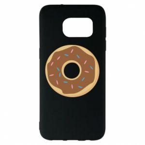 Etui na Samsung S7 EDGE Sweet donut
