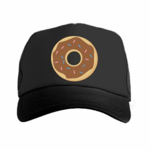 Trucker hat Sweet donut