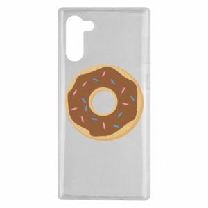 Samsung Note 10 Case Sweet donut