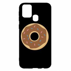 Samsung M31 Case Sweet donut