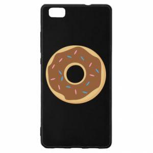 Huawei P8 Lite Case Sweet donut