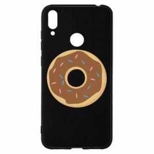 Huawei Y7 2019 Case Sweet donut