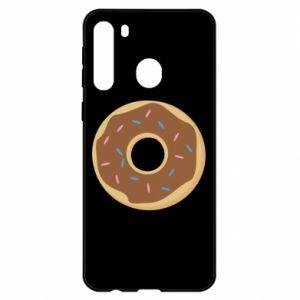 Etui na Samsung A21 Sweet donut