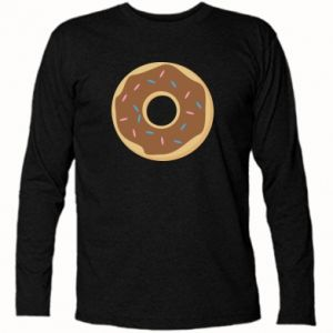 Long Sleeve T-shirt Sweet donut