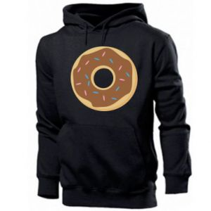 Męska bluza z kapturem Sweet donut
