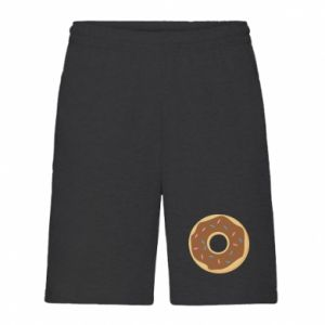 Men's shorts Sweet donut