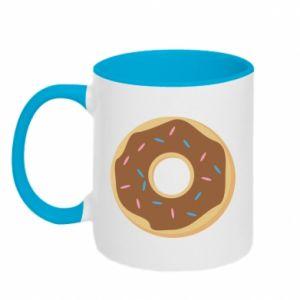 Kubek dwukolorowy Sweet donut