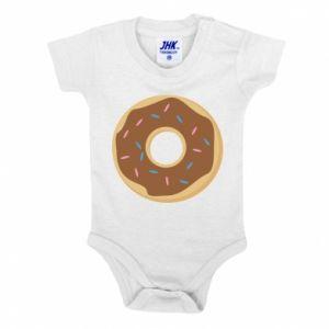 Baby bodysuit Sweet donut