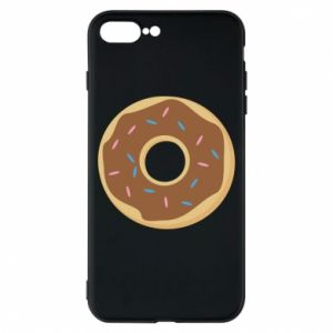 Phone case for iPhone 8 Plus Sweet donut