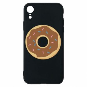 Phone case for iPhone XR Sweet donut