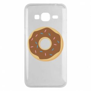 Phone case for Samsung J3 2016 Sweet donut