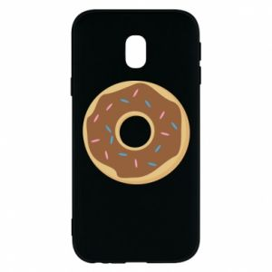 Phone case for Samsung J3 2017 Sweet donut