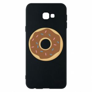 Phone case for Samsung J4 Plus 2018 Sweet donut