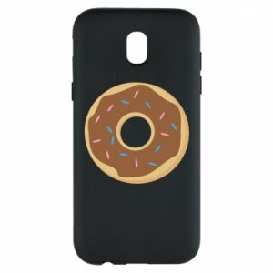 Phone case for Samsung J5 2017 Sweet donut
