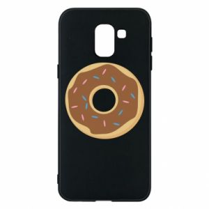 Phone case for Samsung J6 Sweet donut