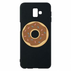 Phone case for Samsung J6 Plus 2018 Sweet donut