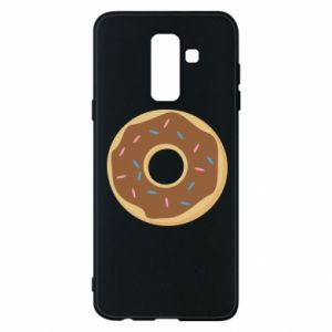 Phone case for Samsung A6+ 2018 Sweet donut