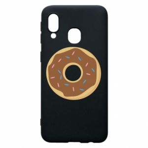 Phone case for Samsung A40 Sweet donut
