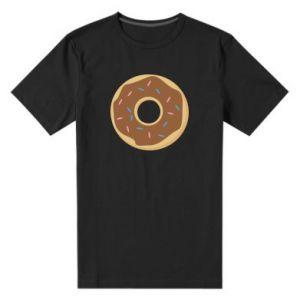 Męska premium koszulka Sweet donut