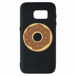 Phone case for Samsung S7 Sweet donut