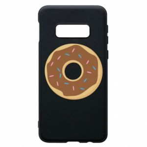 Phone case for Samsung S10e Sweet donut