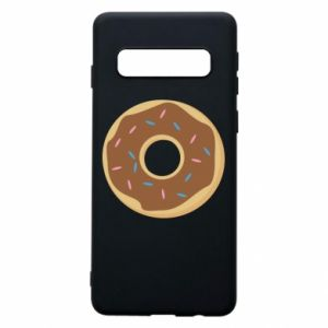 Phone case for Samsung S10 Sweet donut