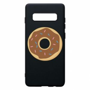 Phone case for Samsung S10+ Sweet donut