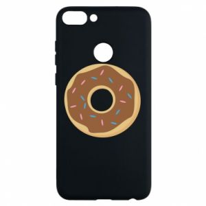 Phone case for Huawei P Smart Sweet donut