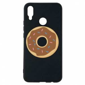 Phone case for Huawei P Smart Plus Sweet donut