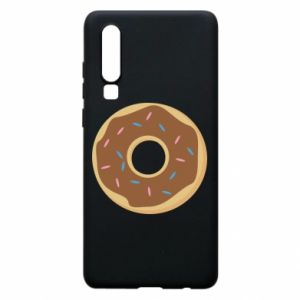 Phone case for Huawei P30 Sweet donut